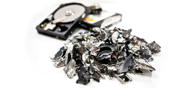 shred drives