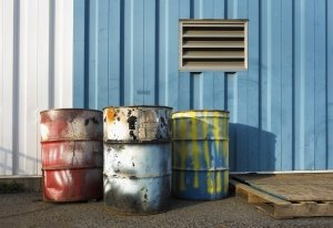 solvent paints disposal