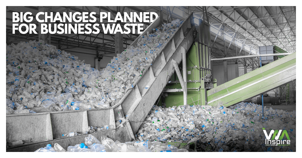 Business waste changes