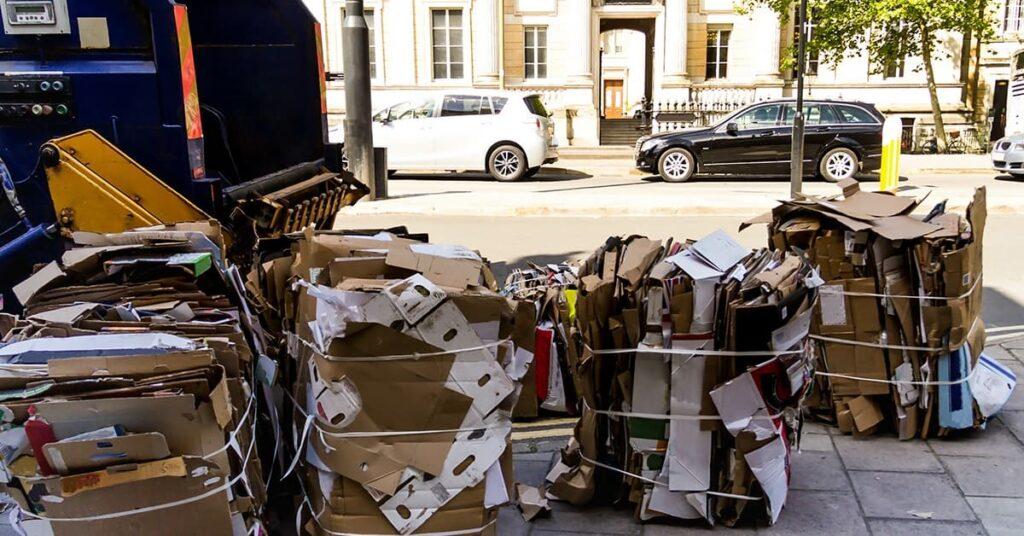 Cardboard Baler Rental Collection in North East